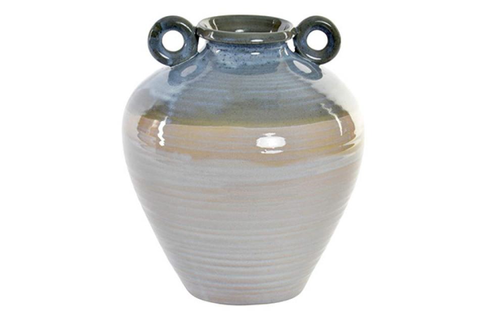 Vaza gray sa ručkama 23x26,5