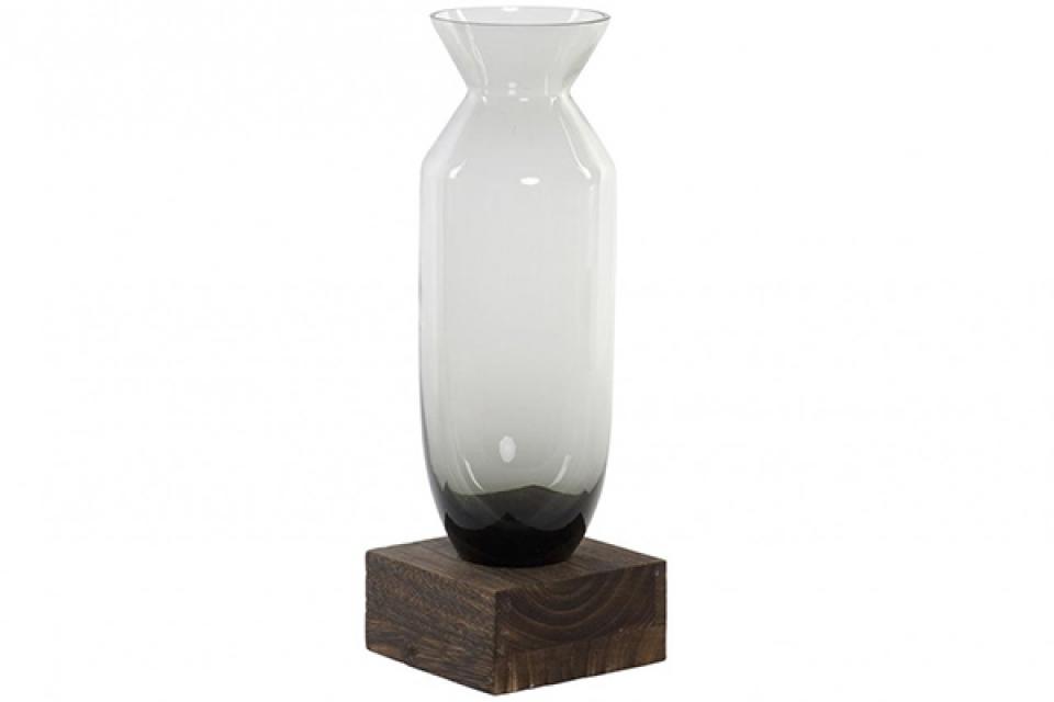 Vaza sa postoljem 11x11x33,5