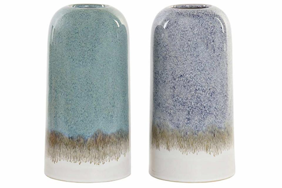 Vaza tricolore 13,5x13,5x26,5 2 modela