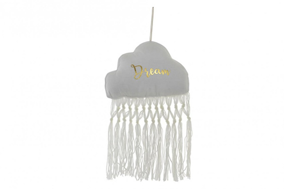Viseća dekoracija oblak 28x45
