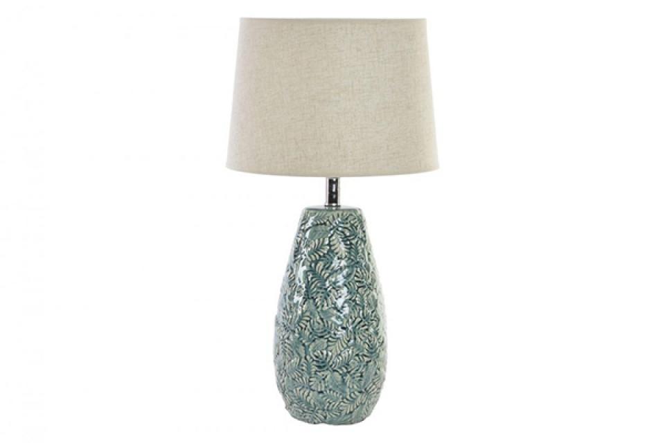 Zelena lampa list 32,5x32,5x62