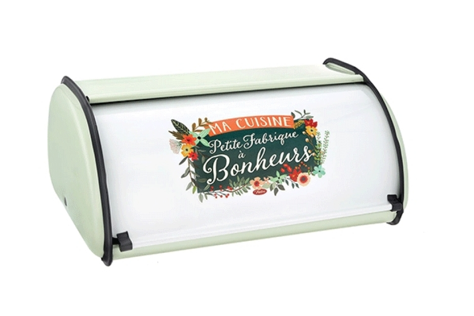 Zeleno bela kutija za hleb