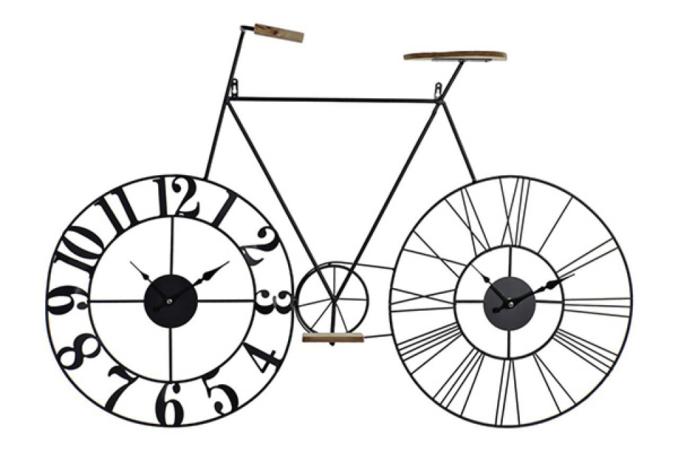 Zidni sat bicikl 100x9x67