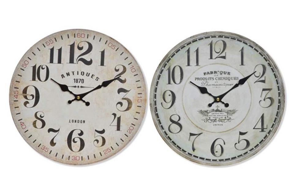 Zidni sat london 34 cm 2 modela