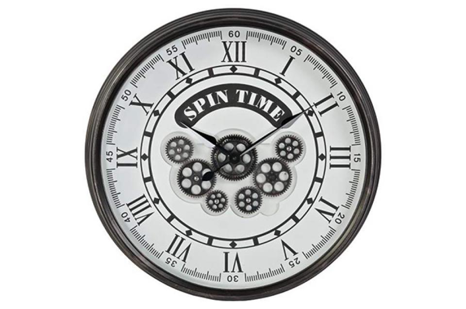 Zidni sat spin time 58,5x10,5x58,5