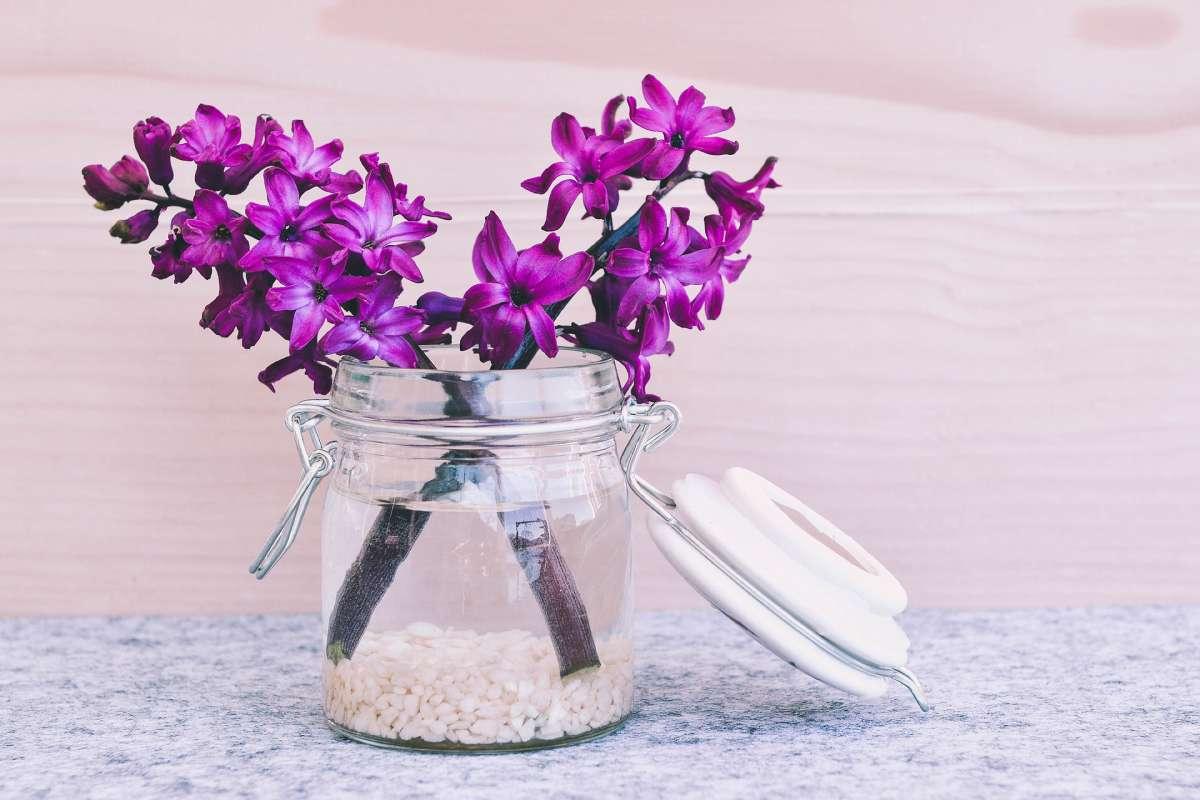 ukrasna tegla vaza cvece
