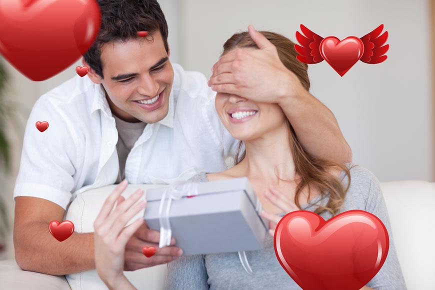 Romantični pokloni za nju i njega