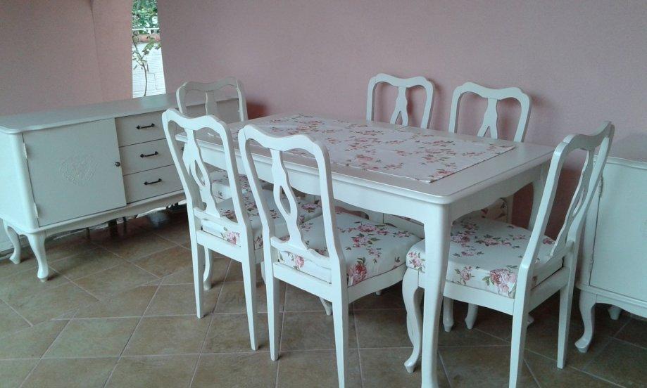 stolovi retro